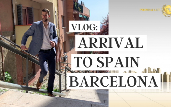 Arrival to SPain Vlog